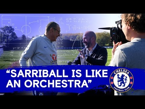 "EXCLUSIVE: ""Sarriball Is Like An Orchestra"" 
