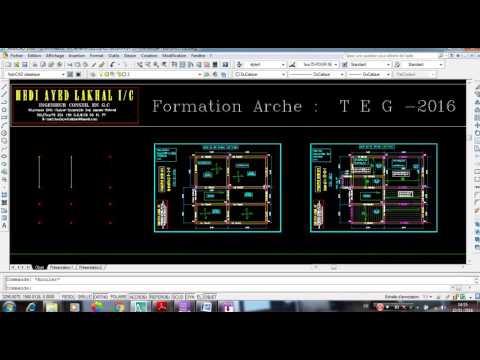 Formation Arche ossature part (1)