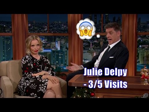 Julie Delpy  Baffled By Her Parenting Methods  35 Visits In Chronological Order