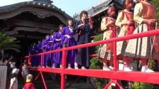 中将姫来迎会式 得生寺