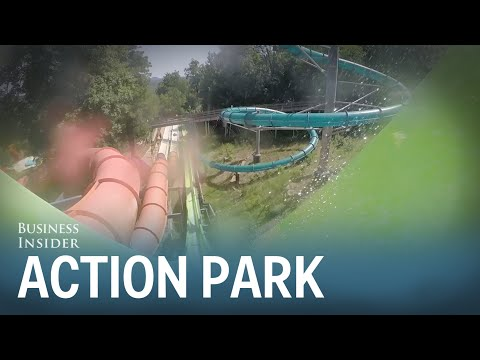 GoPro video of Action Park waterside