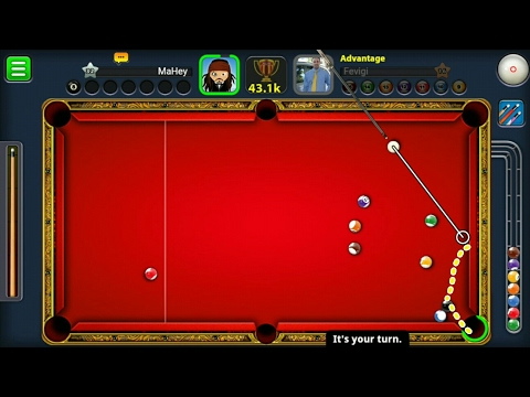 All in Monaco Ring 8 Ball Pool New account 11 k to 345 k in less than hour:no hack  trick shots