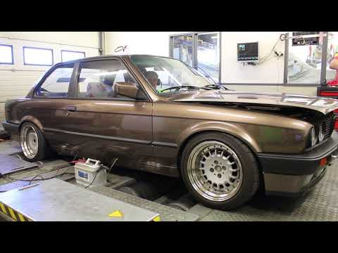 BMW E30 M52 Turbo Winter Maintenance. S02E07 Dyno Time!