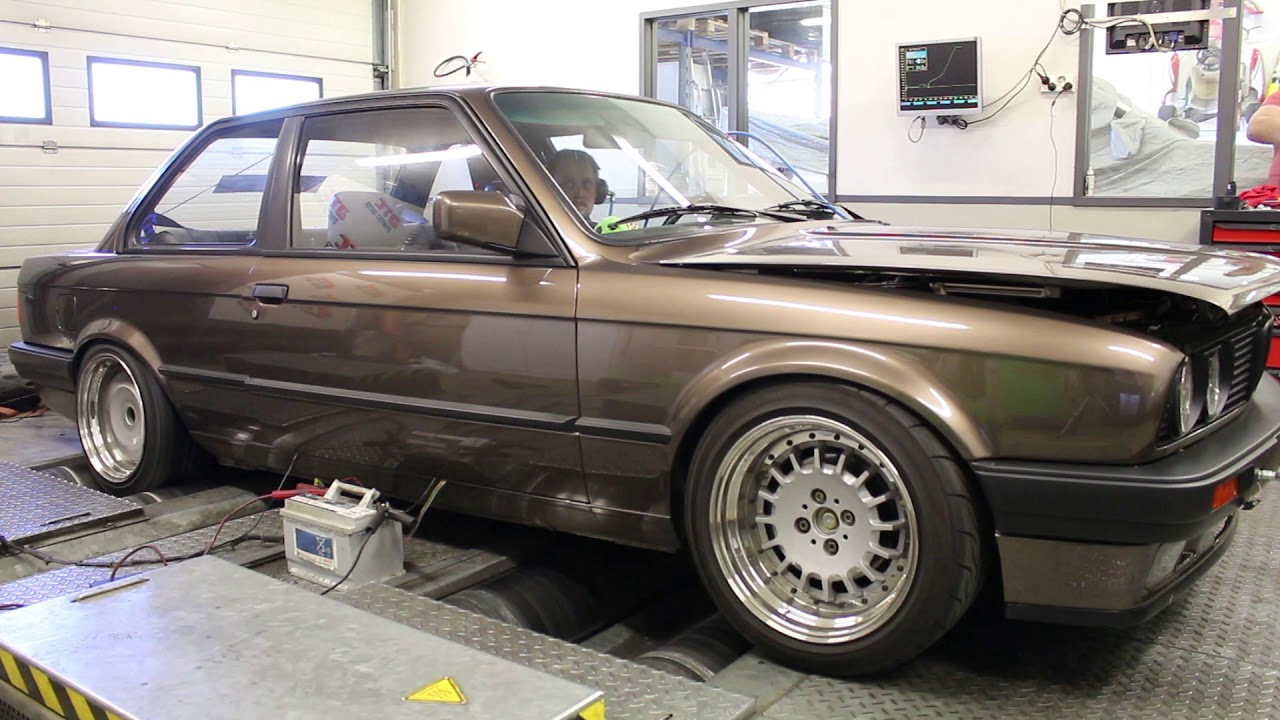 Bmw E30 M52 Turbo Winter Maintenance S02e07 Dyno Time Youtube
