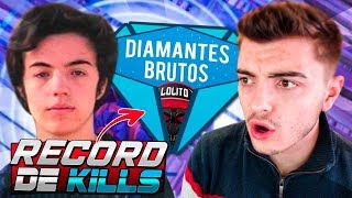 EL RECORD de KILLS en el TORNEO de LOLiTO | Santidead Fortnite: Battle Royale - StarK