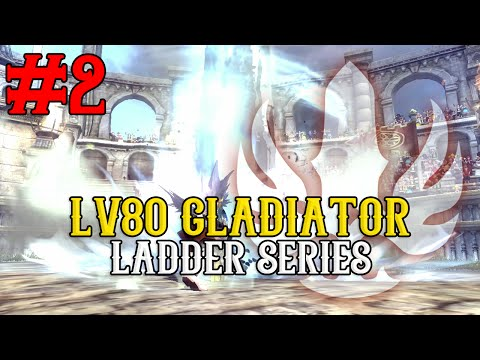 #2 SNIPERINO DENIED, EPIC ENDING! 2000+ Ratings - Lv80 Gladiator Ladder Series - Dragon Nest