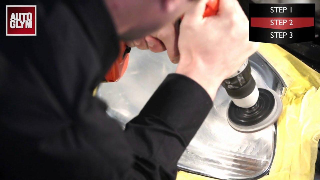 Autoglym - Headlight Restoration Kit