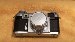 Zeiss Contax IIa