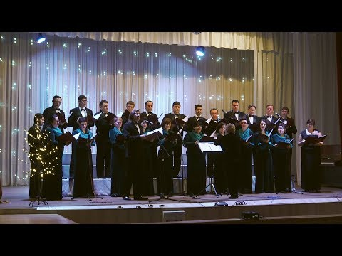 Цикл песен для хора на музыку Якова Дубравина