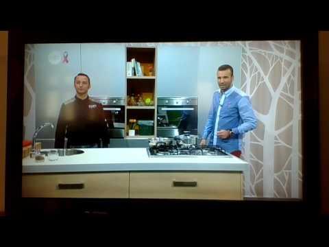 Chef Danilo Miceli a Xift tv Malta