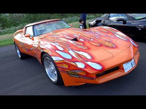 CHEVROLET Corvette C3 シボレー コルベット C3