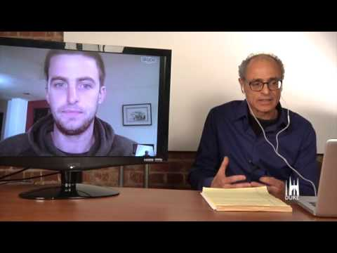 Prof. Maghraoui & Matt Bradley discuss the current political atmosphere in Egypt
