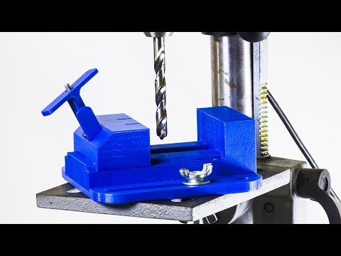 3D Printed Screwless Vise (FREE DOWNLOAD)