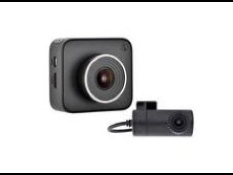 Cobra Dashcam Model CCDC 4500 DASH 2300 Rear Camera Night Time