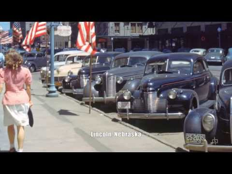 American life in Early 40's - 1942