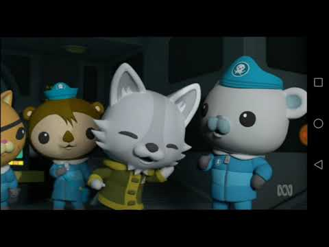 Octonauts and operation deep freeze