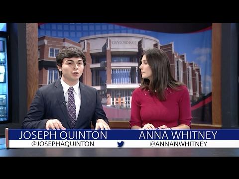 Monday Newscast: January 30, 2017