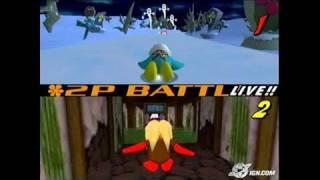 PenPen TriIcelon Dreamcast Gameplay_2006_06_23
