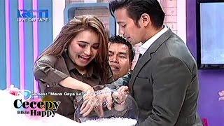 Cecepy Bikin Happy 18 April 2016 - Ria Irawan, Bopak Castello & Tarra Budiman