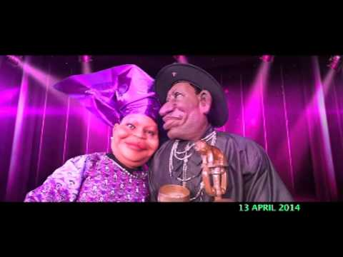 Drunk In Power by G.E.J. and Dame Patience  buni.tv