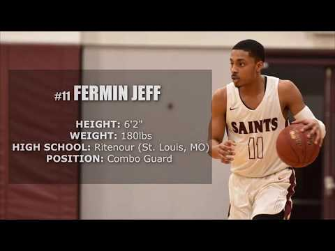 Fermin Jeff - GUARD Shawnee Community College