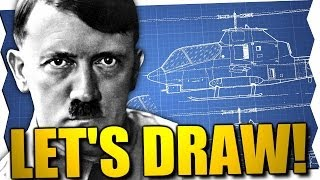 HITLERS HELICOPTER... - Let's Draw