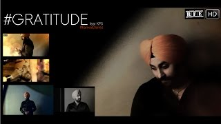 #Gratitude - 1 Minute to #ThankYou | Kanwal Preet | Ojaswee | RFE | #NextLevel | English | HD | 2016