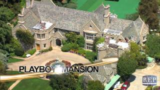 Helicopter Tour of the Most Expensive Homes in the World - Los Angeles - Beverly Hills - Bel Air