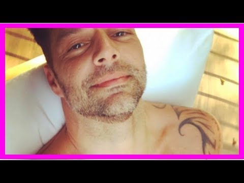 Ricky Martin Got Naked On Instagram & We're Not Worthy Of His Hot Body letöltés