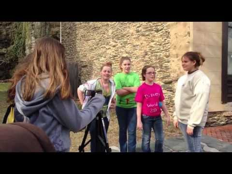 2013 Harpers Ferry Middle School Vodcasts - Behind the Scenes