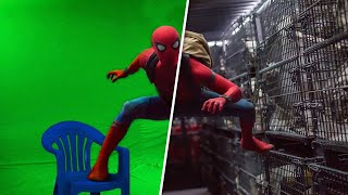 What Great Movies Look Like Without Special Effects