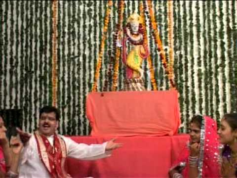 Jisko Tera Bharosa (Hindi Krishna Bhajan)