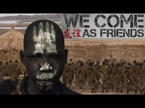 WE COME AS FRIENDS - Sudan Conflict Documentary + Trailer with Dir. Hubert Sauper