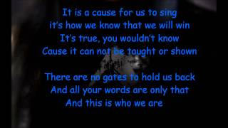 Machinae Supremacy - Rise Of A Digital Nation (with lyrics)
