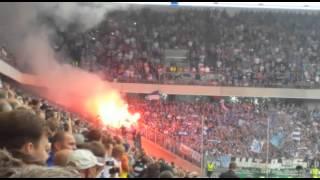 MSV DUISBURG VS Schalke