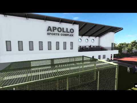 Apollo Sports Complex - YouTube