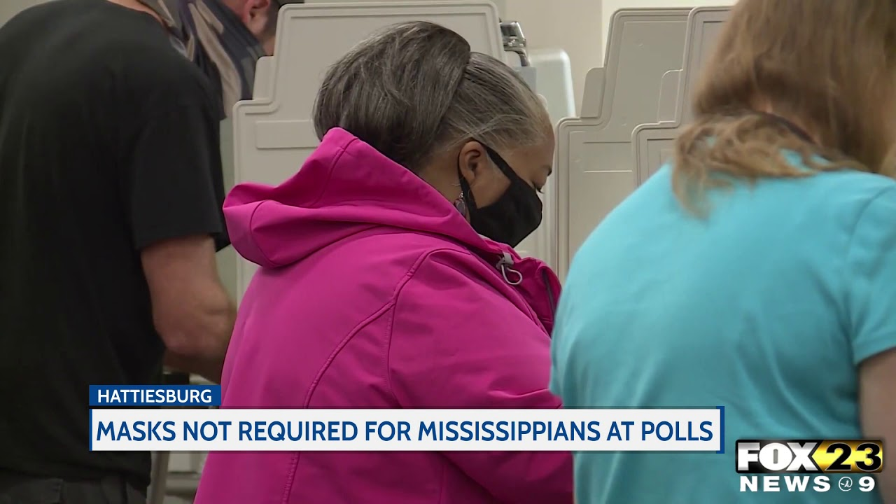Officials detail what voters need to know on Election Day