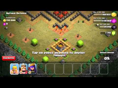 Clash of Clans - Single Player Easter Eggs!