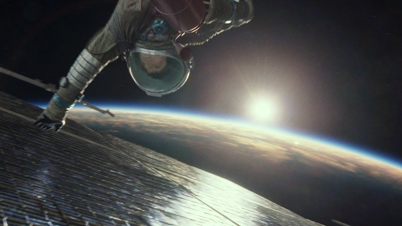 Gravity - Official Main Trailer [2K HD] - YouTube