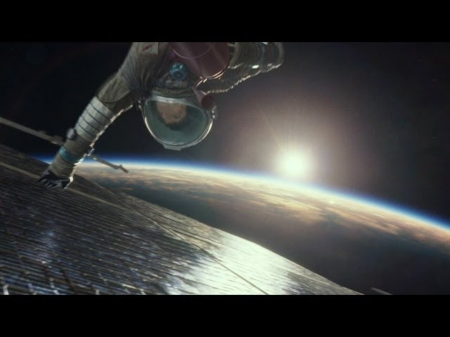 Gravity - Official Main Trailer [2K HD] Travel Video
