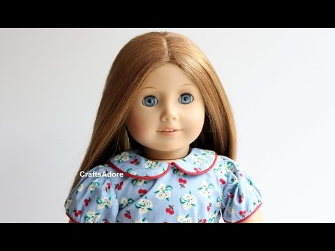 American Girl Doll Opening Emily Bennett Retired Historical AG Doll ~HD~