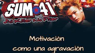 Motivation es el tercer sencillo del álbum All Killer No Filler de ...