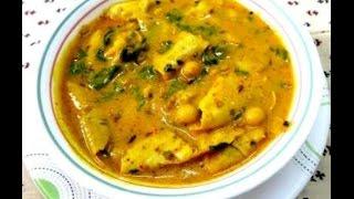 राजस्थानी दाना मैथी पापड़ की सब्जी। How to Make Rajasthani Dana Maithi Papad ki sabzi