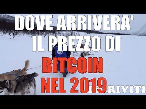 Il Prezzo Di Bitcoin Nel 2019 Dove Arriverà? Le Migliori Previsioni Di Prezzo Di BTC