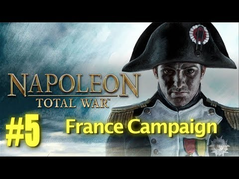 Napoleon Total War - France Campaign #5