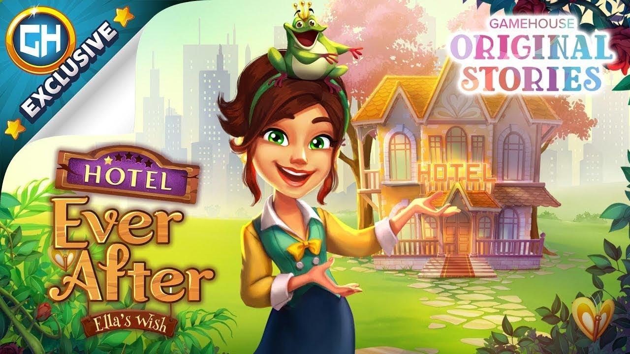 Отель Долго и Счастливо 1: Желания Эллы / Hotel Ever After 1: Ella's Wish - Глава 5