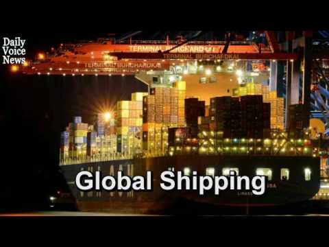 Global Crisis Hits Shipping Industry - Documentary