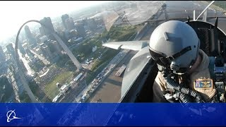 Ride Inside a Boeing T-X Cockpit with a 360 View!