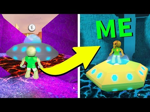 *SECRET* UFO GLITCH NEEDS TO BE FIXED! (Roblox Jailbreak)