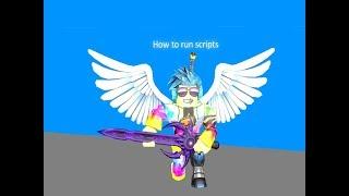 Comment exécuter un script dans le studio roblox